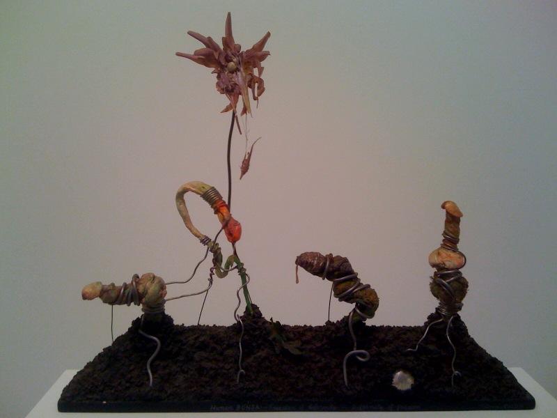 Human Bonsai - Freedom of deformity - Deformity of freedom, 1978, Berlin