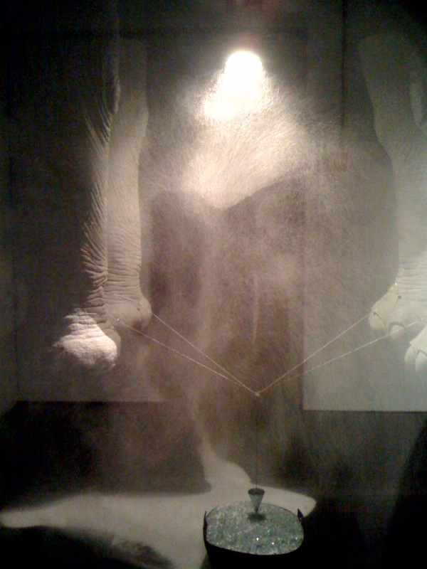 Gao Lei, A305, black box interior, 2010
