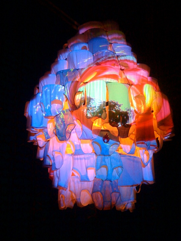 Massachusetts Chandelier, 2010, 4