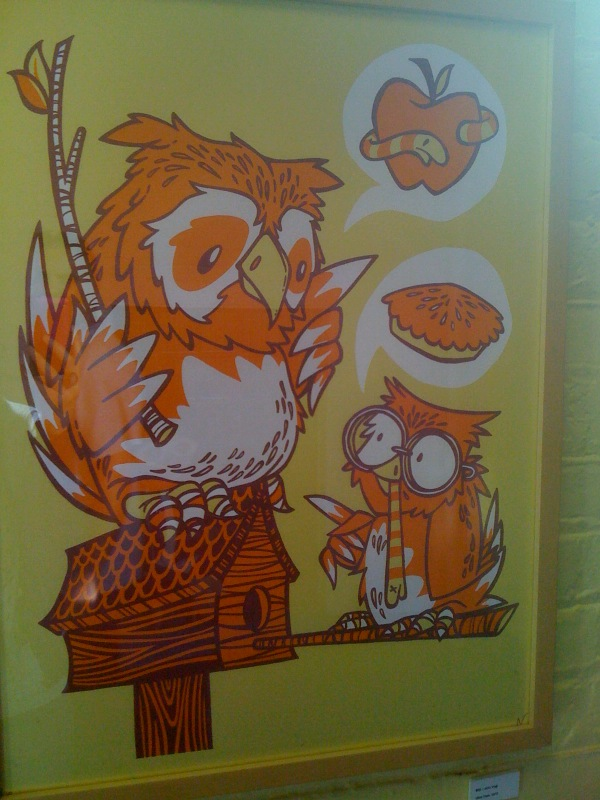 John Vogl, Wise Owls, 2010