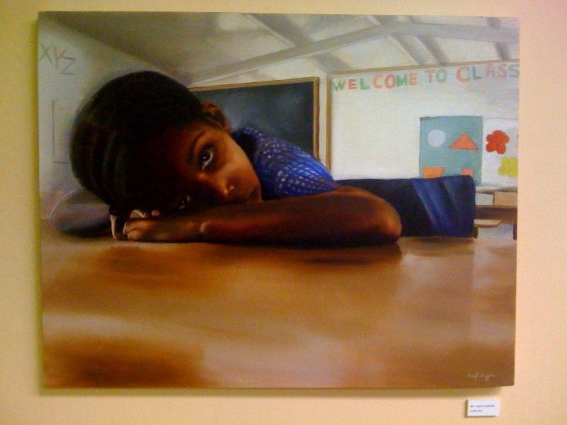 Tatyana Fazlalizadeh, Untitled, 2010