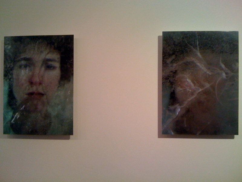 Jana Leo, Frozen Memory, 2006, 2 of 3 archival prints