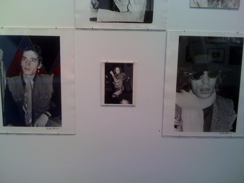Anton Perich, Robert Mapplethorpe at Max's Kansas City, ca. 1970, Unidentified Woman with Snake at Max's Kansas City, ca. 1970, Mick Jagger at Max's Kansas City, ca. 1970