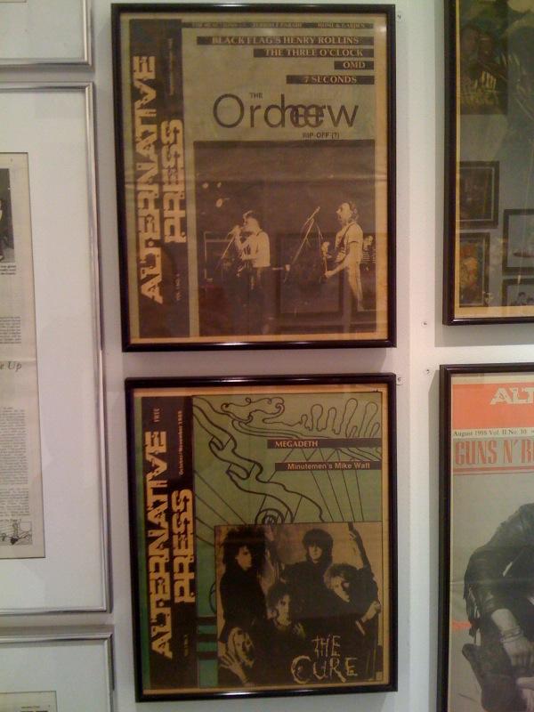 September:October 1985 cover, New Order, October:November 1985 cover, The Cure, 2