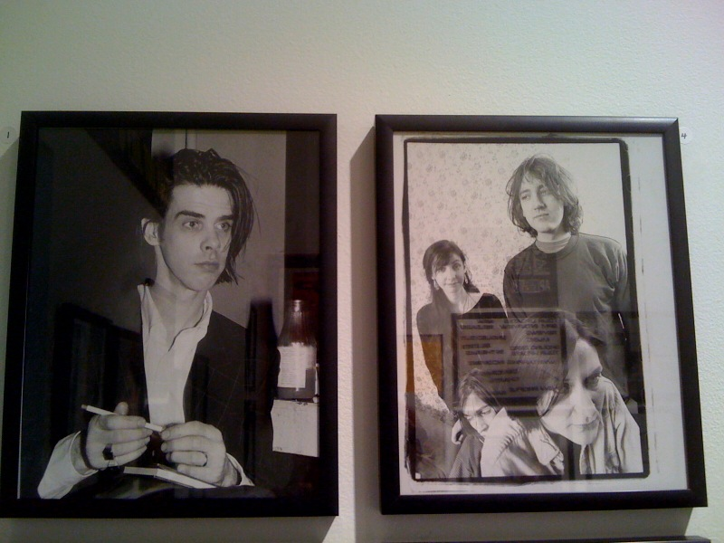 Eve Prime, Nick Cave, 1991, Heide, Locke, My Bloody Valentine, 1992