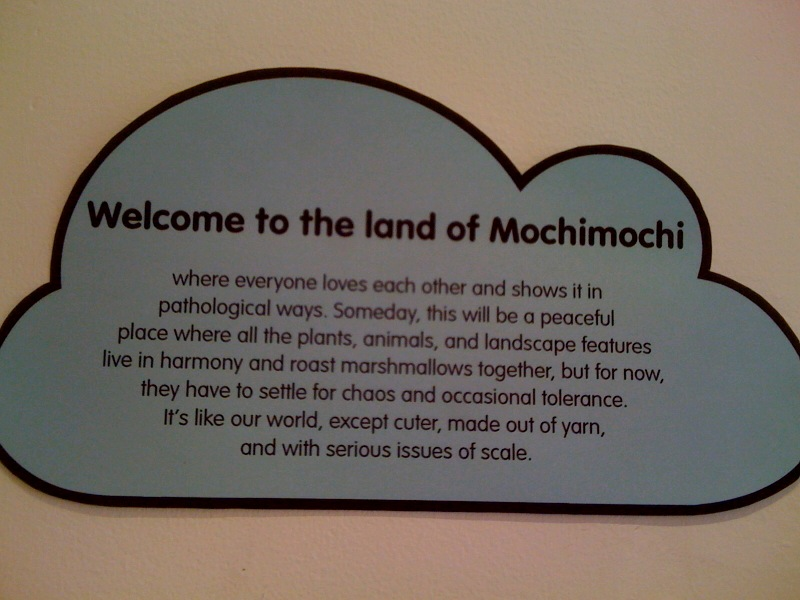 Welcome to the land of Mochimochi