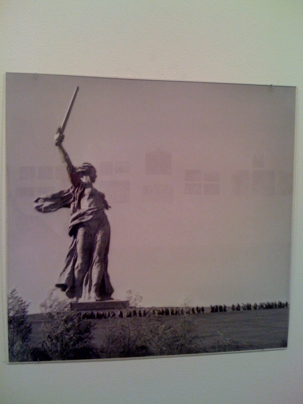 Yuri Shalamoff, The Motherland Calls!, 1967:2010