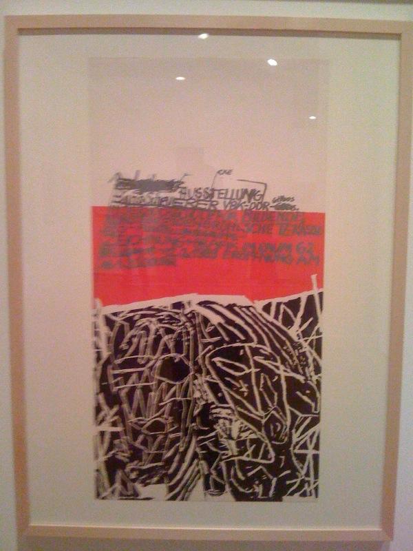 Hans Scheuerecker, Hans Scheuerecker, Paintings, Installation, EIGEN+ART, [Leipzig], Performance, Jan10-Feb9, 1986