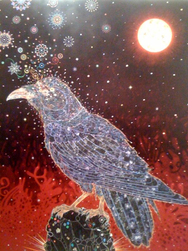 Big Raven, 2009
