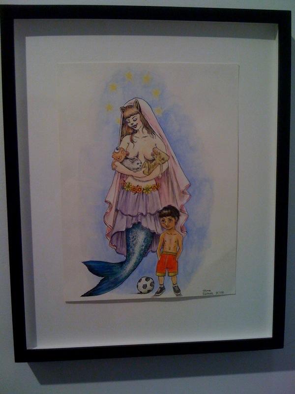 Mermaid Bride, 2002