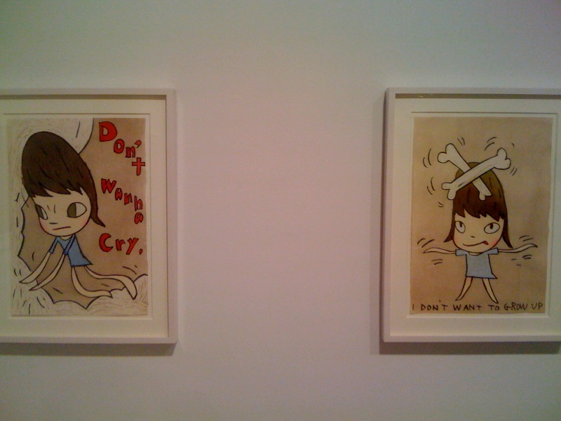 Don't Wanna Cry from Untitled, 2010, I Don't Want to Grow Up from Untitled, 2010