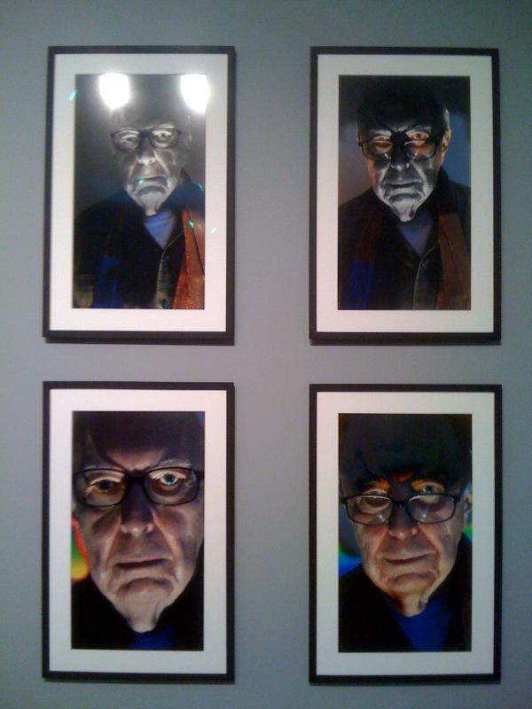 Jasper Johns x4