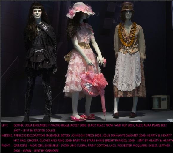 Gothic Lolita, Princess Decoration, Mori Girl