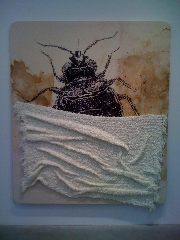 Snug As A Bug In Rug 2010. Joe Bradley Rob Pruitt Nate Lowman Gavin Brown