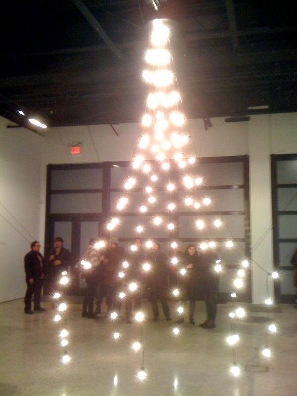 Light Pavilion II, 2009, 4