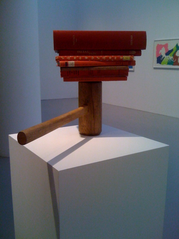 Stack (My Thoughts), 2010, Flotsam (Tables Rib Jaw Hand), 2010