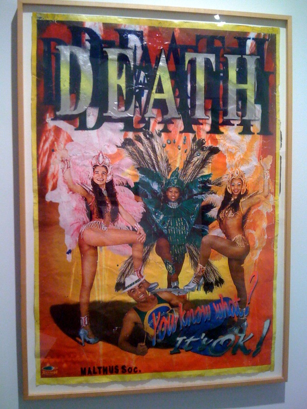 Simon Bedwell, Death, you know what? It's OK
