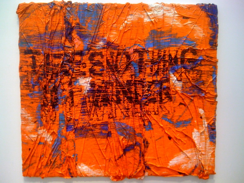 There's nothing so I wonder, 2011