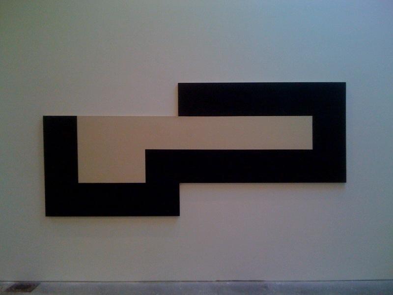 Untitled No. 1 (Slate), 1974