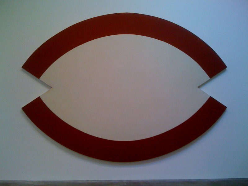Untitled No. 7 (Red), 1974