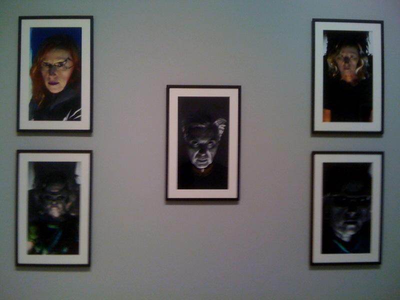 Cindy Sherman x4, David Byrne
