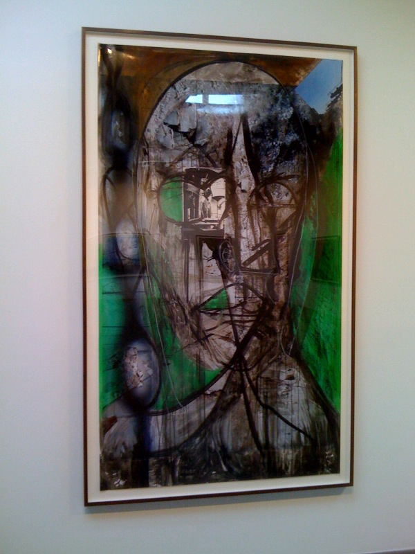 Untitled, 2010, green