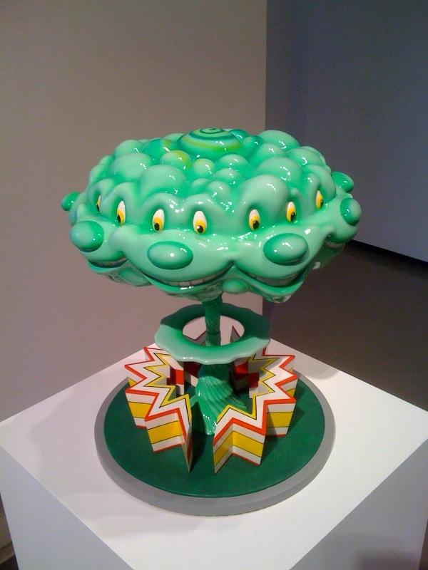 Picnic, 2010, green