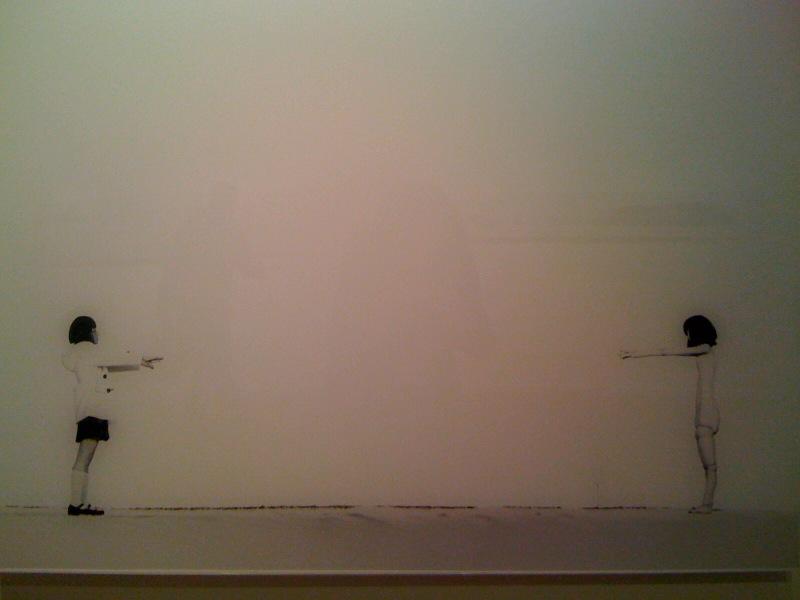 Existential Emptiness No. 19, 2009, close up