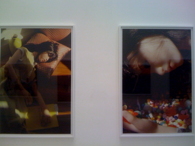 L-R, Day 11 (Yellow), 2010, Day 14 (Candy), 2010