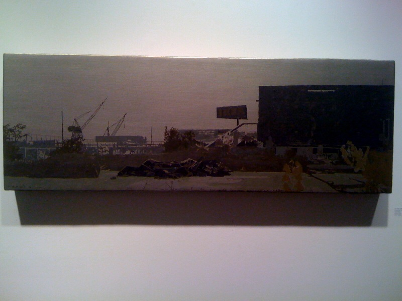 Greg Lindquist, (Everyday Living Every Day Forgetting), BAC Gallery, 111 Front Street