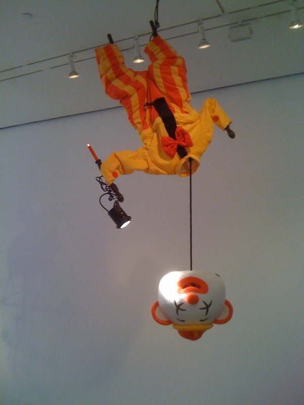 Charm (Party Clown), 2010