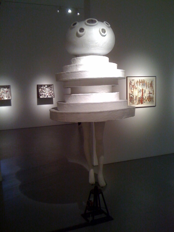 The Rook (La Torre), 2011