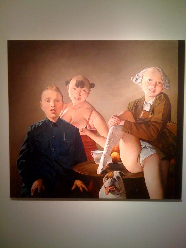 Sisters #1, 2008