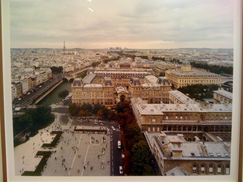 Lle de la Cite I, Paris, 2008