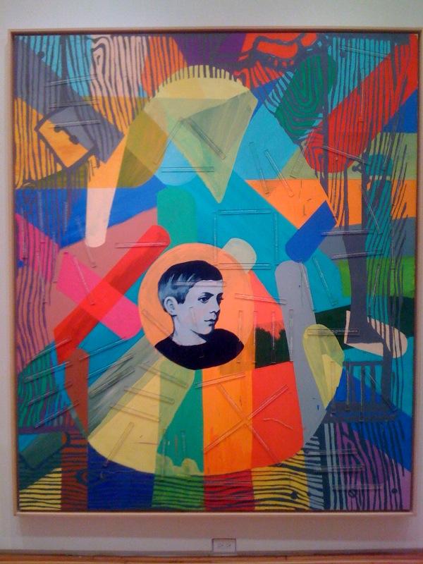 Portrait Paul Schreber,1994