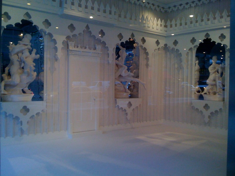 Snow Queen's Room