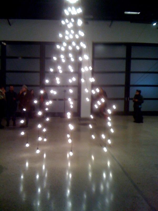 Light Pavilion II, 2009, 3