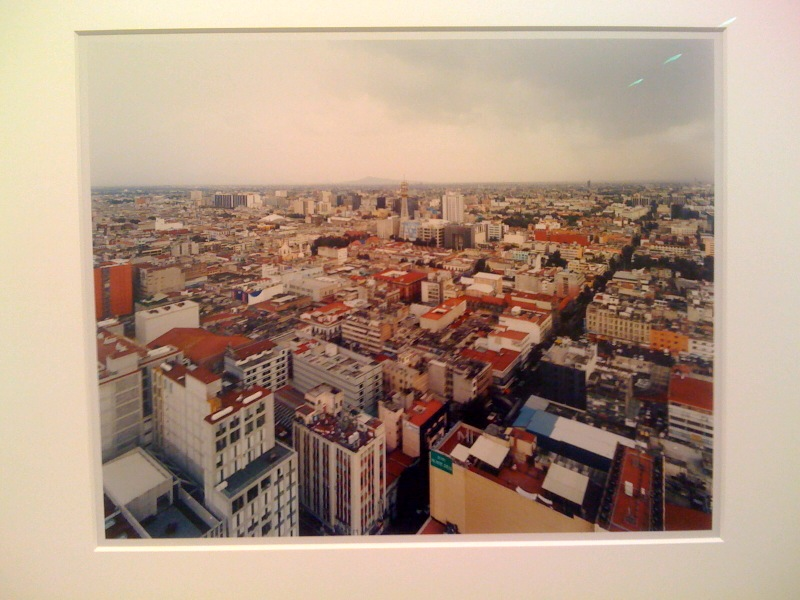 Alameda, Mexico DF, 2009