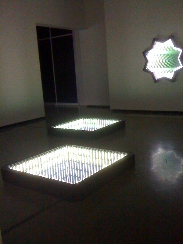 Untitled (Twin Towers), 2011, Shelter (The Center), 2011