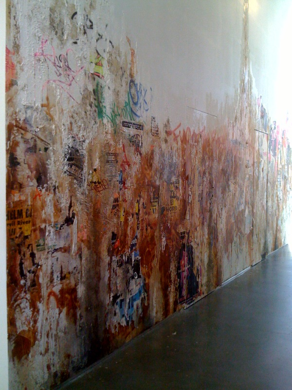 Walls, Diaries, and Paintings gallery wall