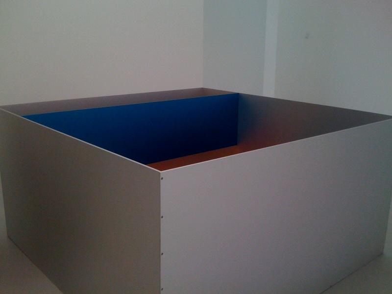 Untitled (Menziken 89-10), 1989