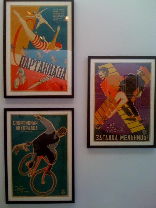 Zim, Spartakiade, 1927, Georgii & Vladimir Stenberg, Sporting Fever, 1928, Mystery of the Windmill, 1928