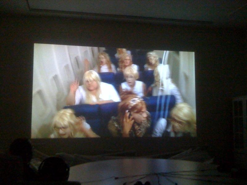 Scene from Ryan Trecartin's K-CorealNC.K 2