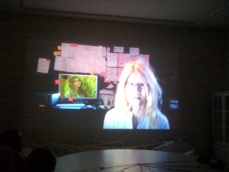 Scene from Ryan Trecartin's K-CorealNC.K