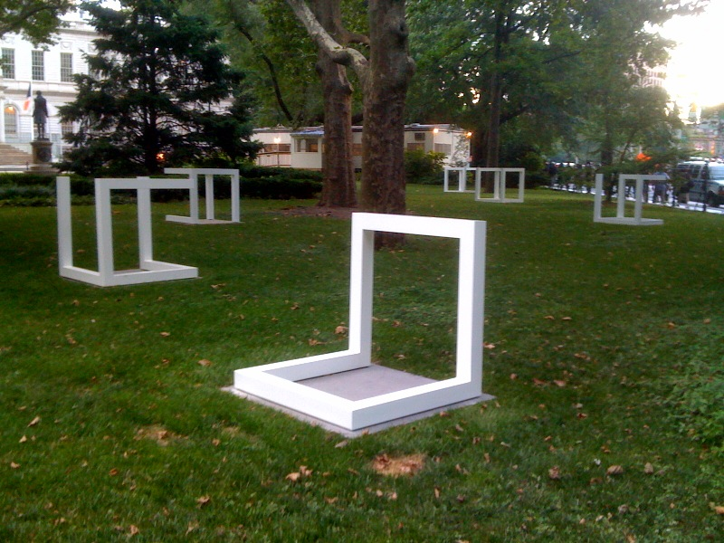 Incomplete Open Cubes,1974, x6