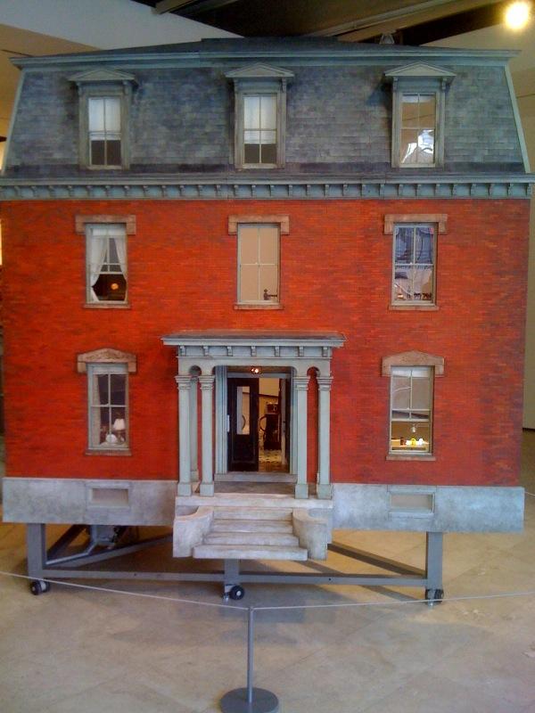 Fallen Star 1:5, exterior, 2008-2011