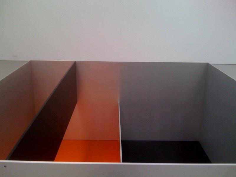 Untitled (Menziken 89-3), 1989, interior