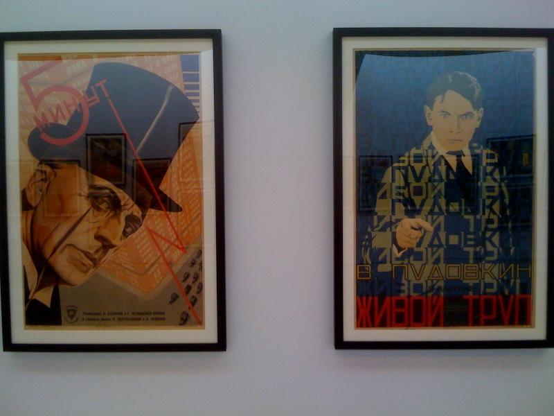 Anatoly Belsky, Five Minutes, 1929, Grigori Borisov & Pyotr Zhukov, Living Corpse, 1929