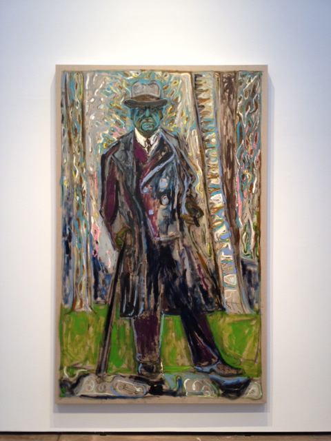 Sibelius (Man with Stick), 2011