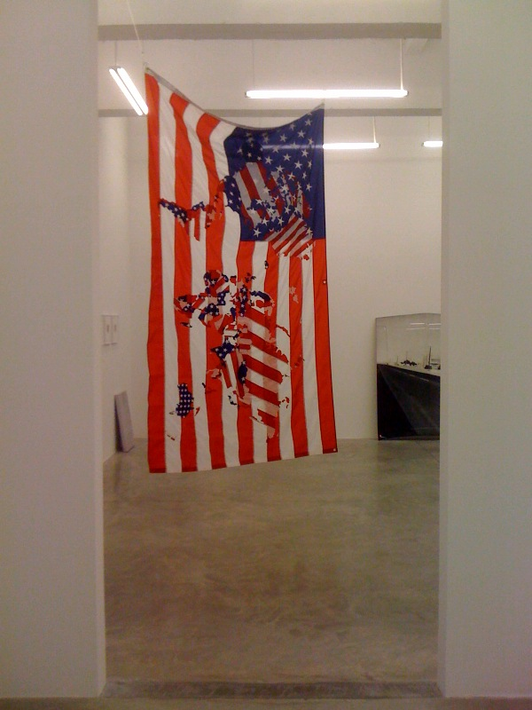 The World in Stars and Stripes, 2011